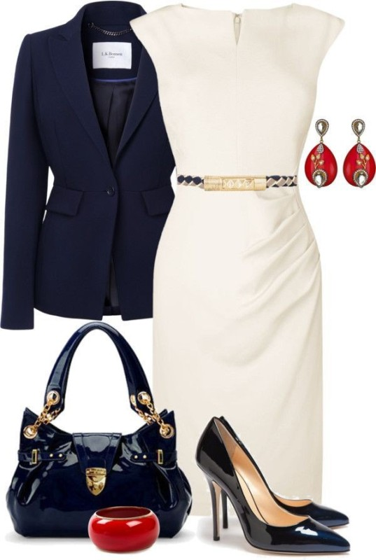work-outfit-ideas-2017-11 80 Elegant Work Outfit Ideas in 2021/2022