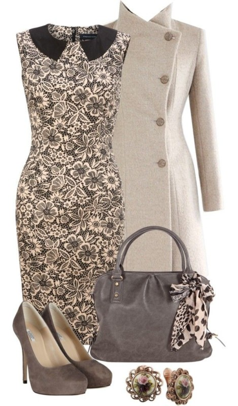 work-outfit-ideas-2017-13 80 Elegant Work Outfit Ideas in 2021/2022