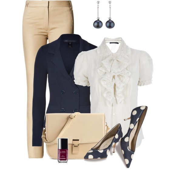 work-outfit-ideas-2017-19 80 Elegant Work Outfit Ideas in 2021/2022