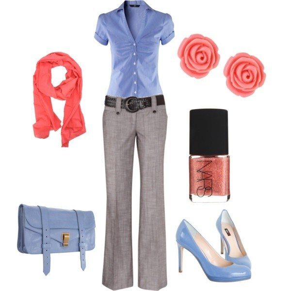 work-outfit-ideas-2017-29 80 Elegant Work Outfit Ideas in 2021/2022