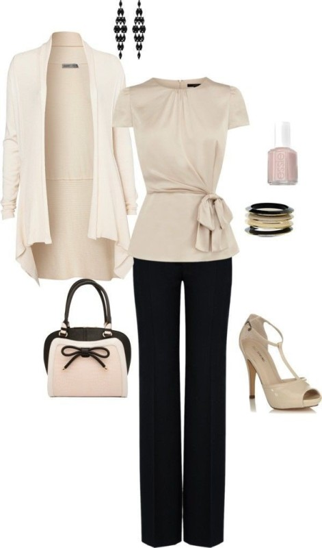 work-outfit-ideas-2017-3-2 80 Elegant Work Outfit Ideas in 2020