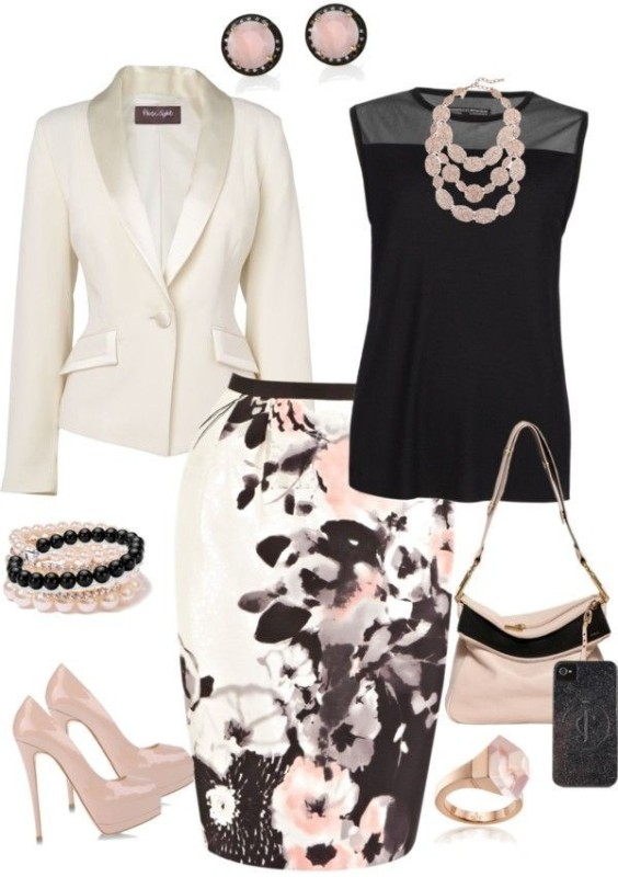 work-outfit-ideas-2017-32 80 Elegant Work Outfit Ideas in 2021/2022
