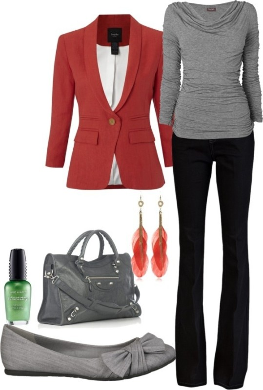 work-outfit-ideas-2017-34 80 Elegant Work Outfit Ideas in 2021/2022