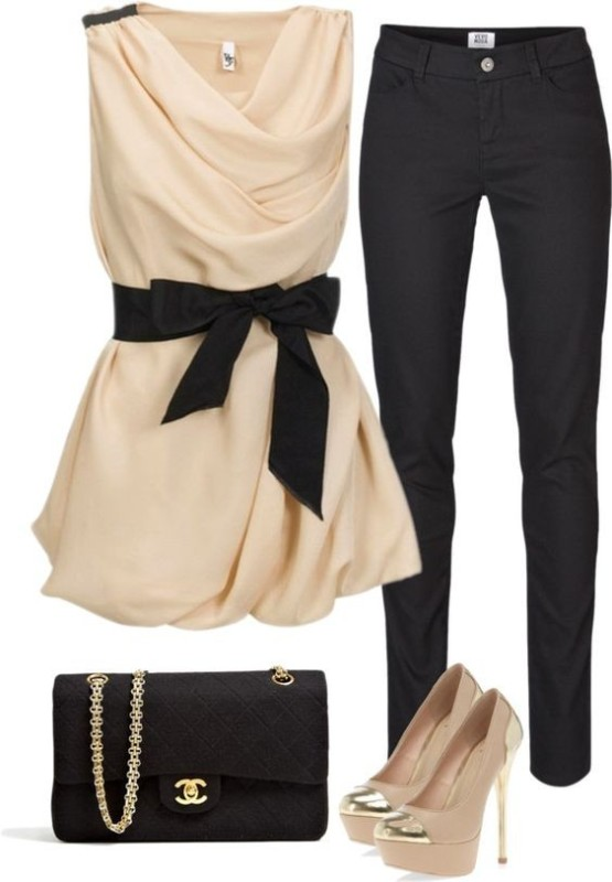 work-outfit-ideas-2017-46 80 Elegant Work Outfit Ideas in 2021/2022