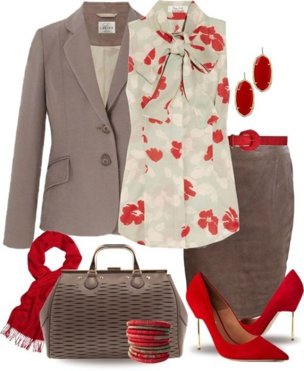 work-outfit-ideas-2017-50 80 Elegant Work Outfit Ideas in 2021/2022