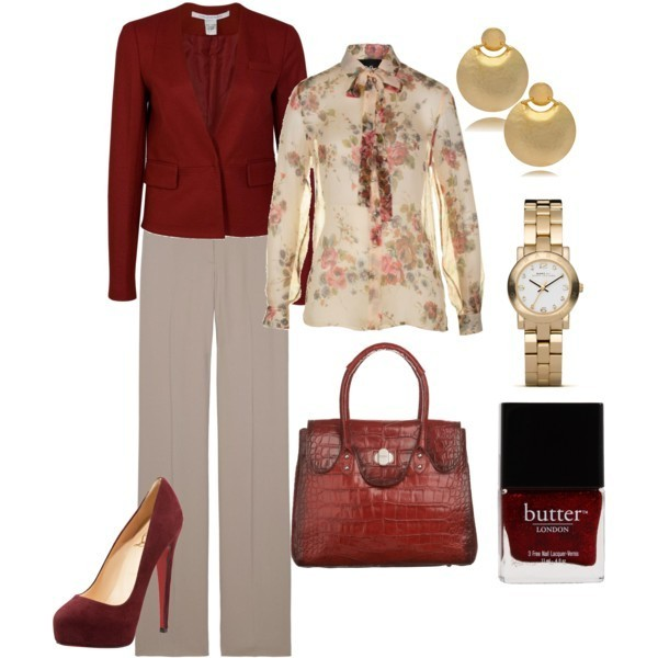 work-outfit-ideas-2017-54 80 Elegant Work Outfit Ideas in 2021/2022