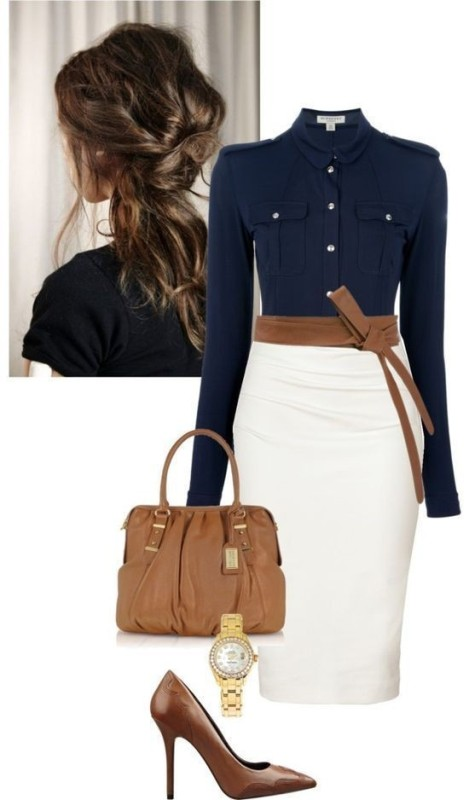work-outfit-ideas-2017-55 80 Elegant Work Outfit Ideas in 2021/2022