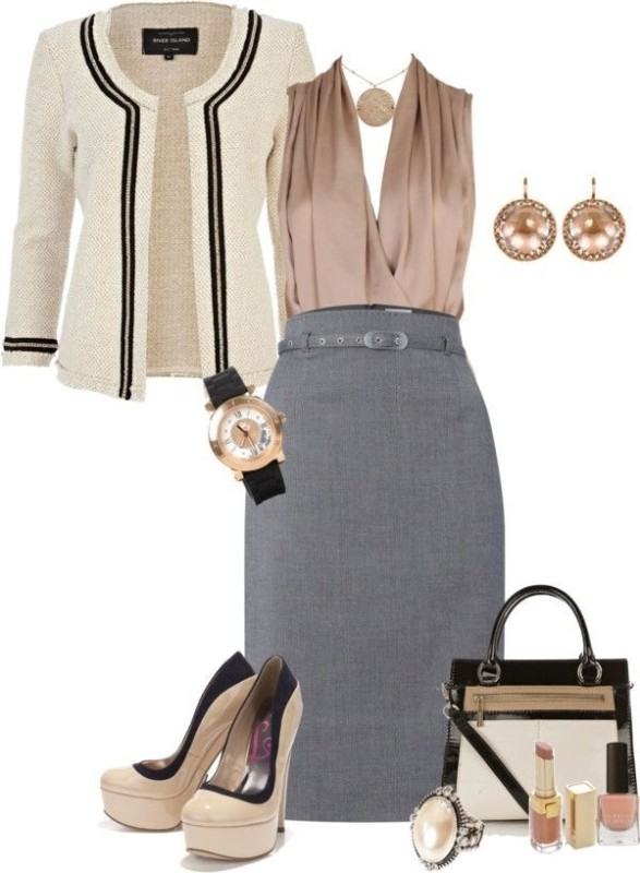 work-outfit-ideas-2017-60 80 Elegant Work Outfit Ideas in 2021/2022