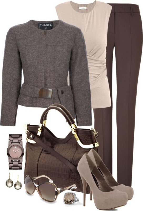 work-outfit-ideas-2017-62 80 Elegant Work Outfit Ideas in 2020