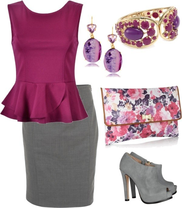 work-outfit-ideas-2017-64 80 Elegant Work Outfit Ideas in 2021/2022