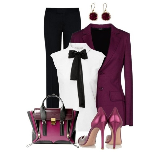 work-outfit-ideas-2017-68 80 Elegant Work Outfit Ideas in 2021/2022
