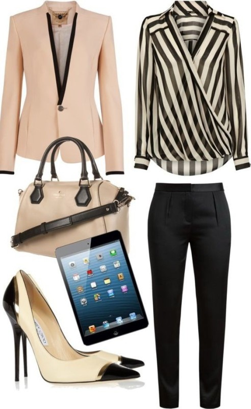 work-outfit-ideas-2017-70 80 Elegant Work Outfit Ideas in 2017