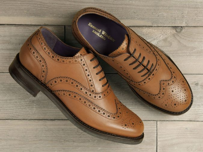 Brogues-shoes-675x506 Elegant Fashion Trends of Men Summer Shoes 2017