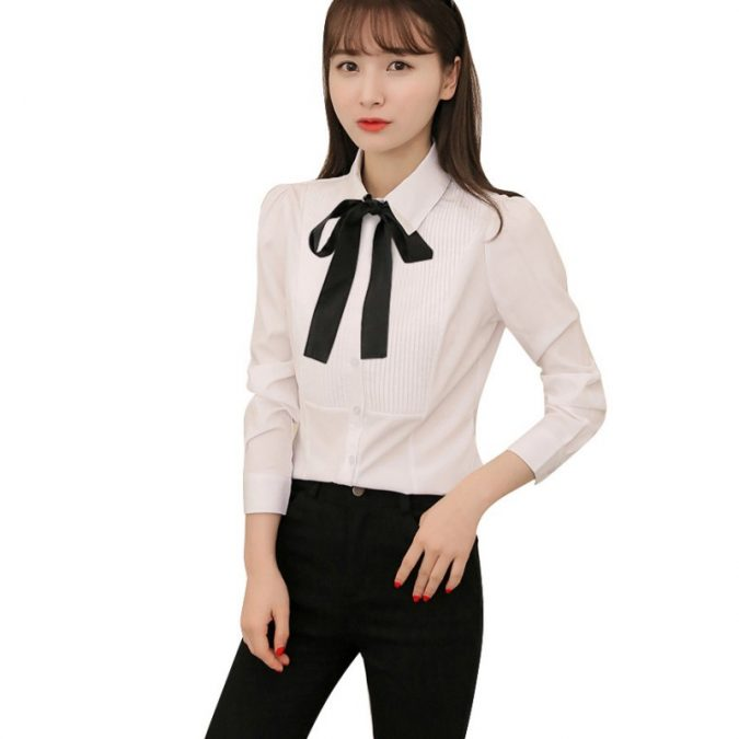 Button-Down-Shirts2-675x675 18 Work Outfits Every Working Woman Should Have