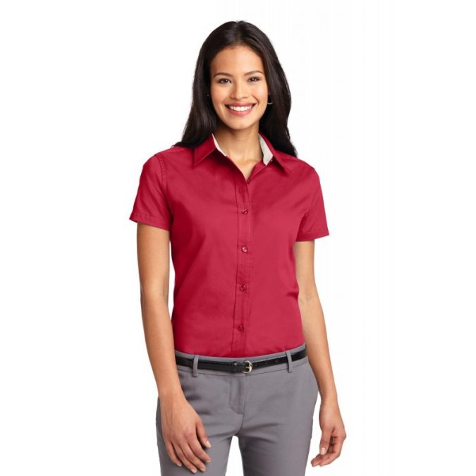 Button-Down-Shirts3-675x675 18 Work Outfits Every Working Woman Should Have