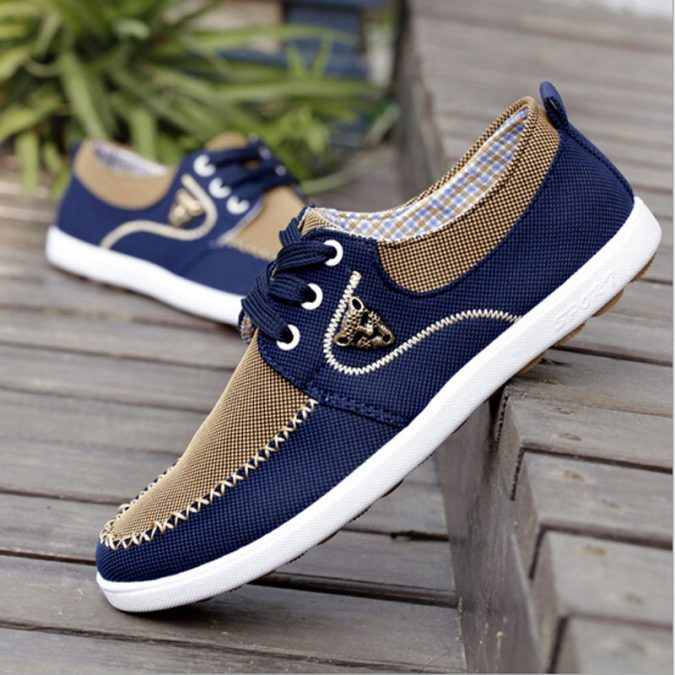 Canvas-Boat-Shoes-675x675 Elegant Fashion Trends of Men Summer Shoes 2018