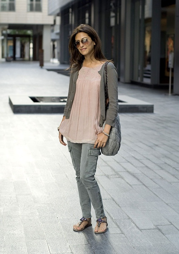 Casual-Street-Style +40 Elegant Teenage Girls Summer Outfits Ideas in 2021
