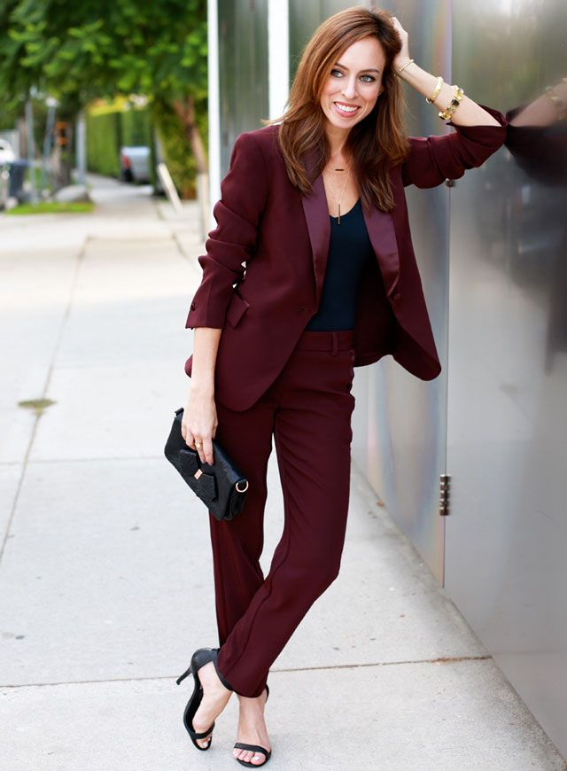 Colorful-Suit2 18 Work Outfits Every Working Woman Should Have