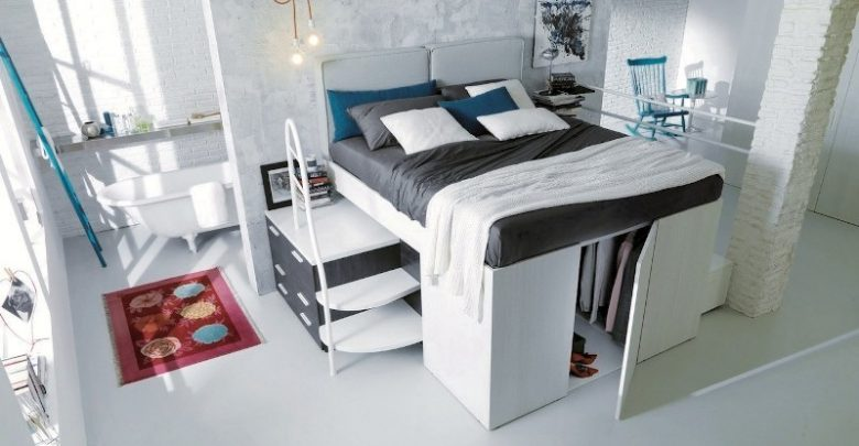Photo of 83 Creative & Smart Space-Saving Furniture Design Ideas in 2020