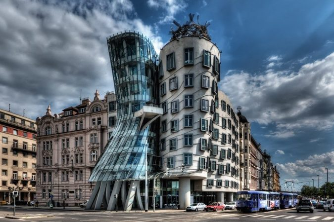 Dancing-House-Czesh-Republic-675x450 15 Most Creative Building Designs in The World in 2018