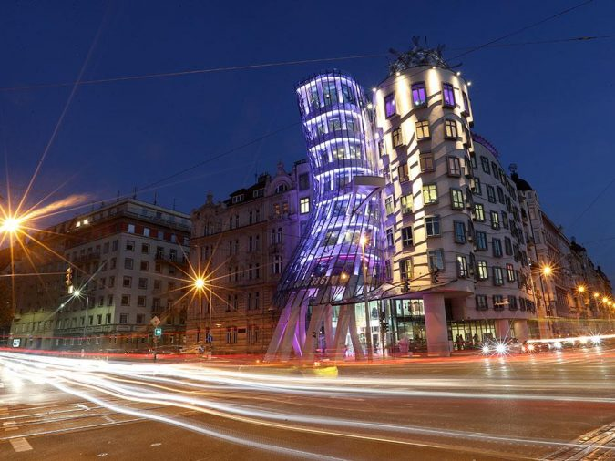 Dancing-House-Czesh-Republic2-675x506 15 Most Creative Building Designs in The World in 2019