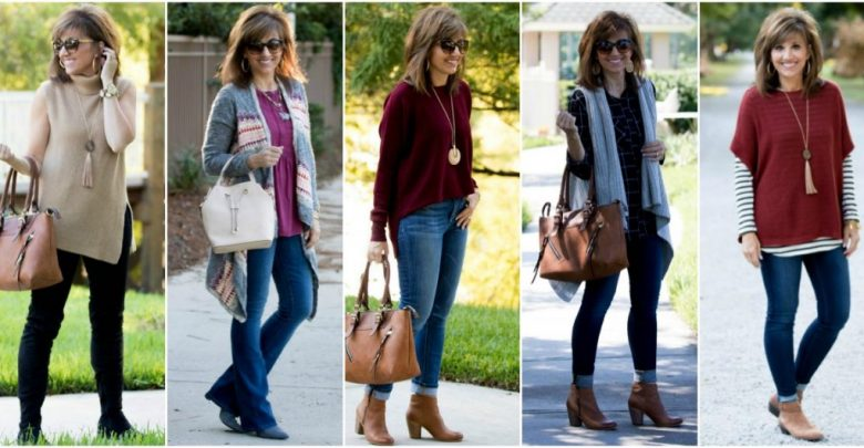 Photo of 6 Fabulous Outfits for Women Over 40