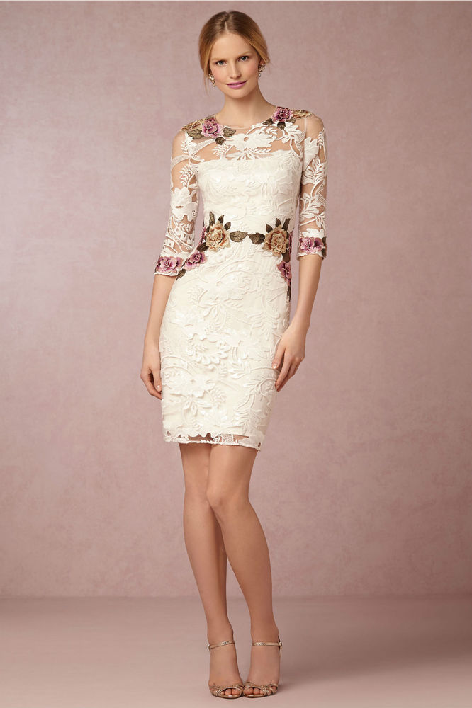 Embroidered-dress +40 Elegant Teenage Girls Summer Outfits Ideas in 2021