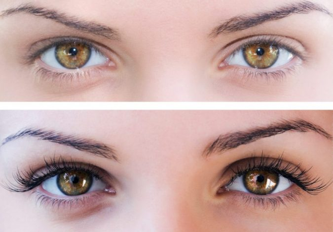Eyelashes-675x471 8 Strangest Cosmetic Products You Should Try in 2018