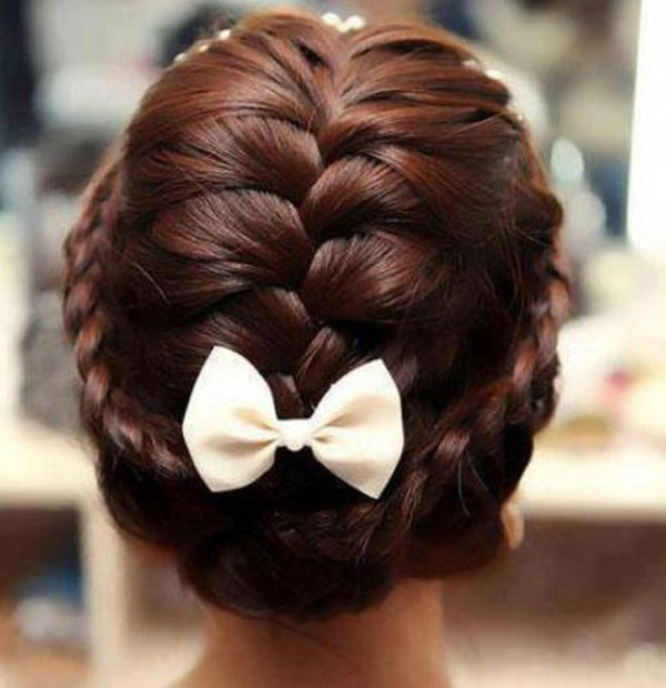 French-and-Dutch-braids-15 28 Hottest Spring & Summer Hairstyles for Women 2020