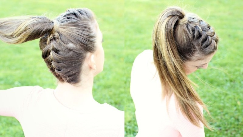 French-and-Dutch-braids-18 28 Hottest Spring & Summer Hairstyles for Women 2018