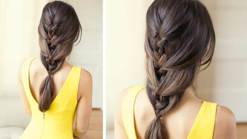 French-and-Dutch-braids-19 28 Hottest Spring & Summer Hairstyles for Women 2020