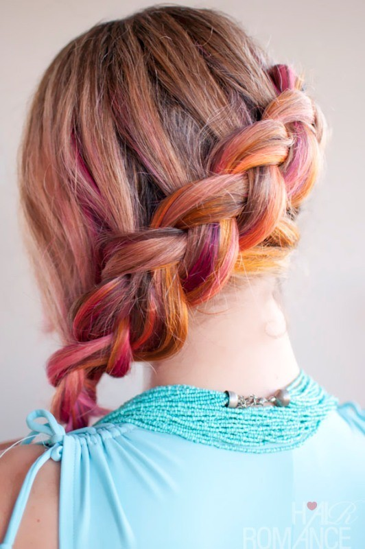 French-and-Dutch-braids-2 28 Hottest Spring & Summer Hairstyles for Women 2020
