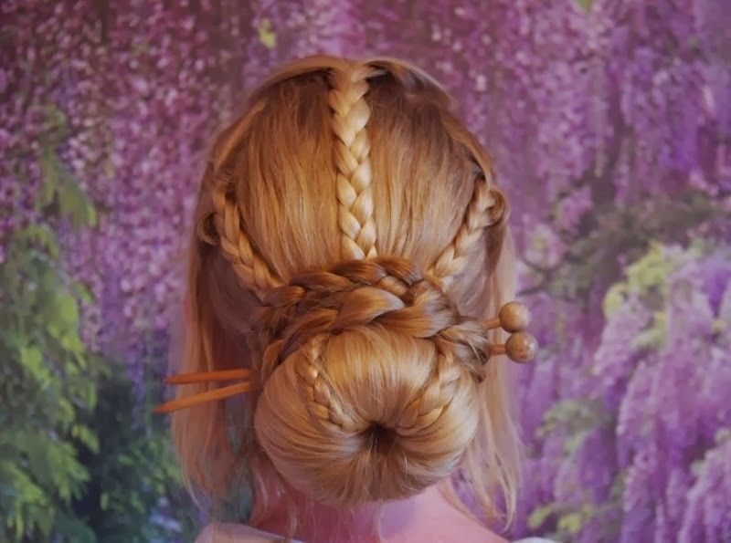 French-and-Dutch-braids-21 28 Hottest Spring & Summer Hairstyles for Women 2020