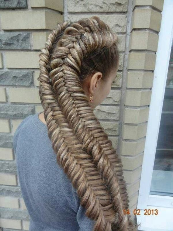 French-and-Dutch-braids-6 28 Hottest Spring & Summer Hairstyles for Women 2020