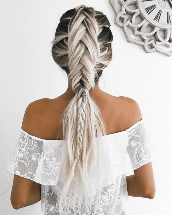 French-and-Dutch-braids-7 28 Hottest Spring & Summer Hairstyles for Women 2020