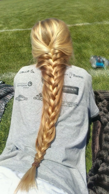 French-and-Dutch-braids 28 Hottest Spring & Summer Hairstyles for Women 2018