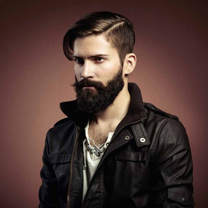 Full-Beard1-675x675 7 Trendy Beard Styles for Men in 2018