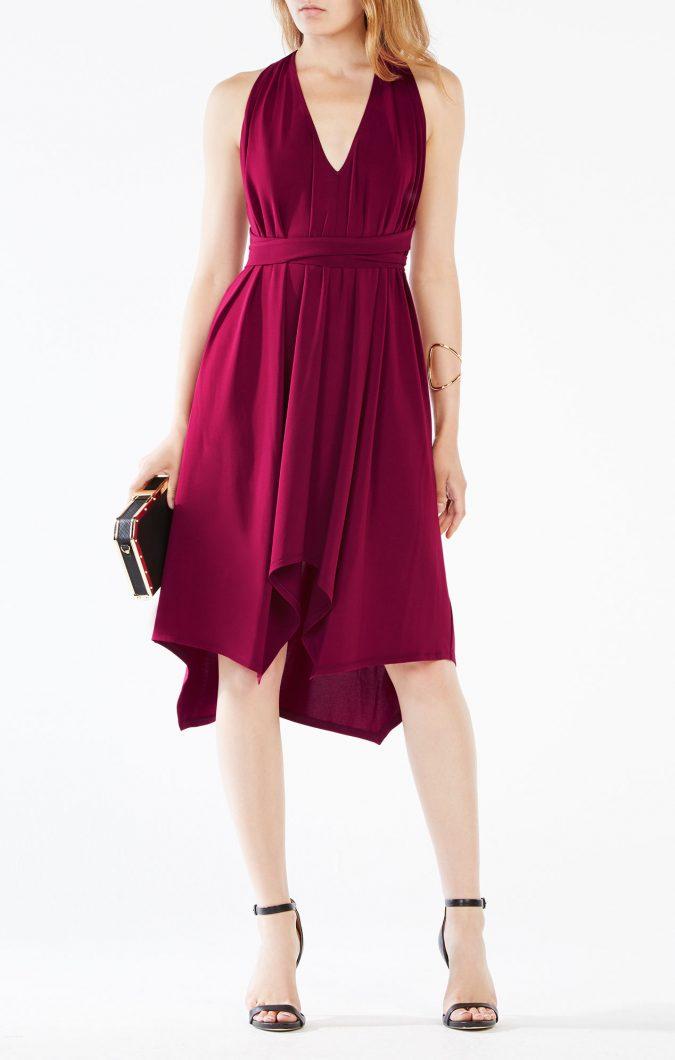Jersey-Dress2-675x1060 +40 Elegant Teenage Girls Summer Outfits Ideas in 2021