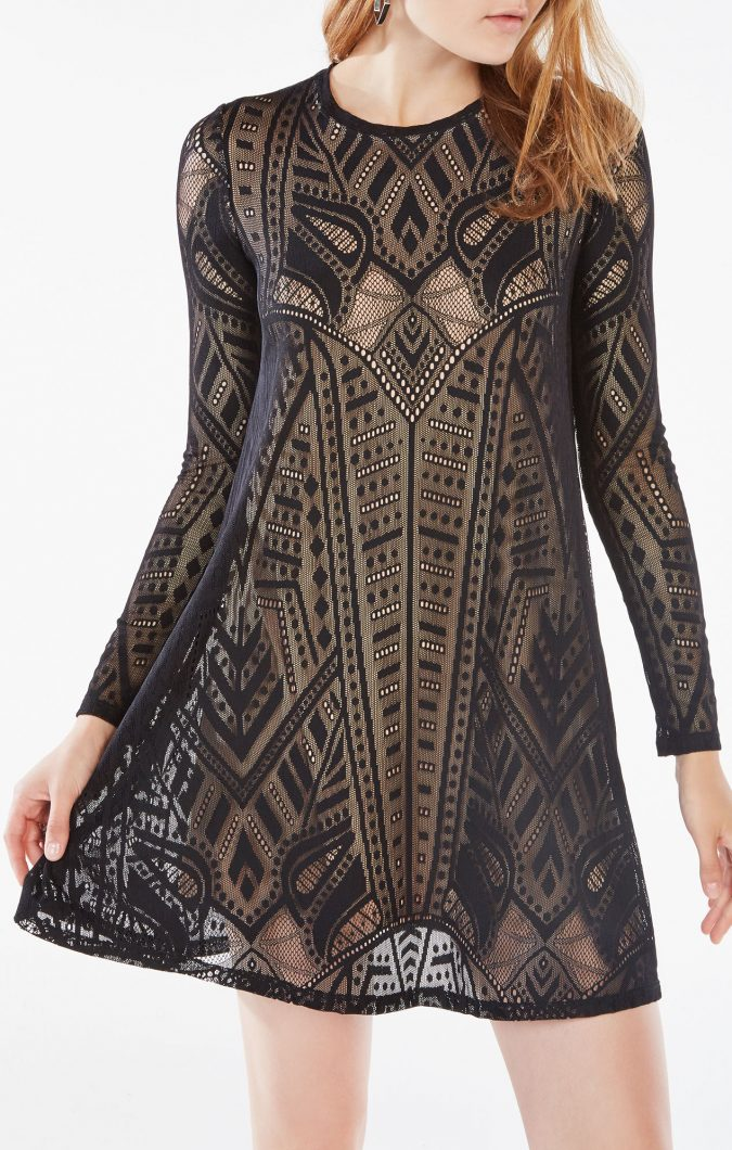 Lace-Dress2-675x1060 +40 Elegant Teenage Girls Summer Outfits Ideas in 2021