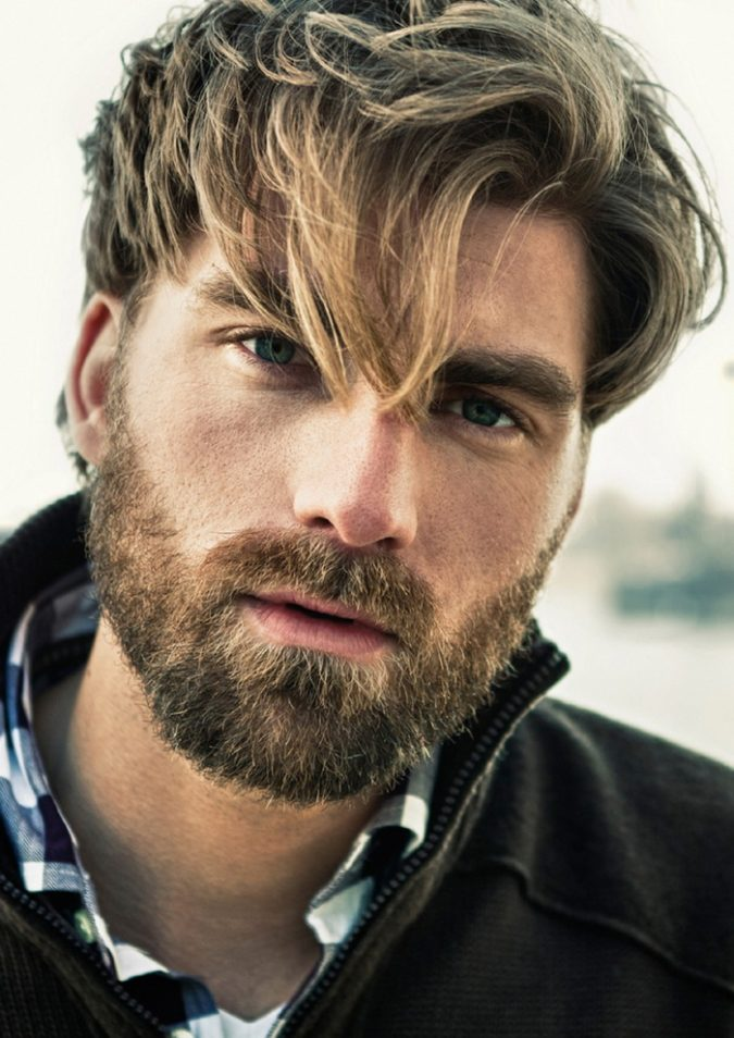 Long-Stubble-Beard-Styles-675x954 7 Trendy Beard Styles for Men in 2018