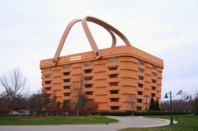 Longaberger-Headquarters-The-United-States-675x449 17 Latest Futuristic Architecture Designs in 2020