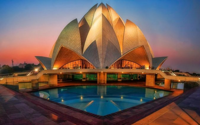 Lotus-Tmple-Photo-by-Arpan-Das-980x614-675x423 15 Most Creative Building Designs in The World in 2019