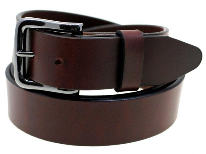 Mens-Leather-Belts-for-Every-Occasion-675x506 14 Splendid Wedding Outfits for Guys in 2020