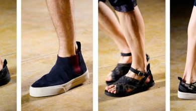 Photo of 4 Elegant Fashion Trends of Men Summer Shoes 2020
