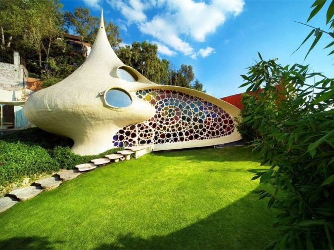 Nautilus-House-Mexico2-675x506 15 Most Creative Building Designs in The World in 2019