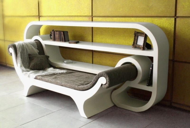 Reading-Corner 83 Creative & Smart Space-Saving Furniture Design Ideas in 2018