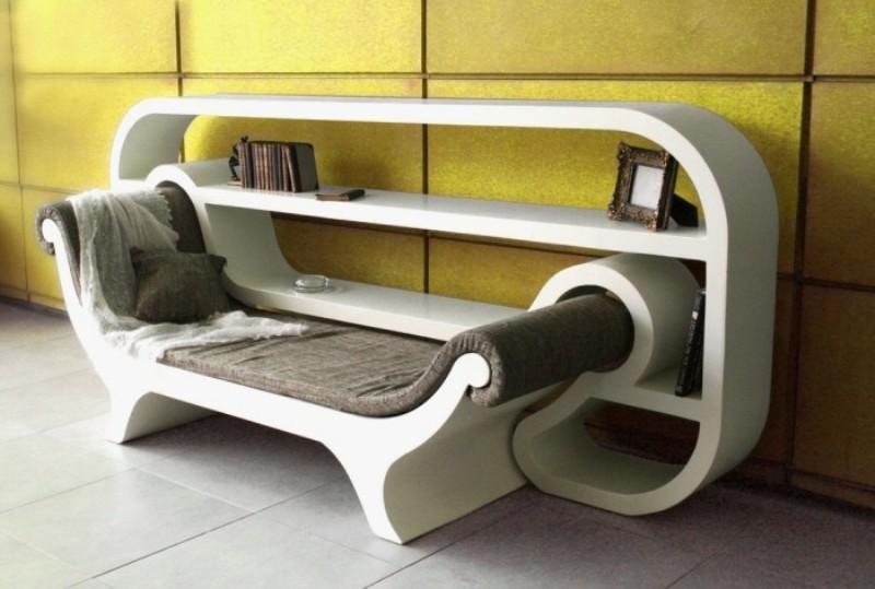 Reading-Corner 83 Creative & Smart Space-Saving Furniture Design Ideas in 2020