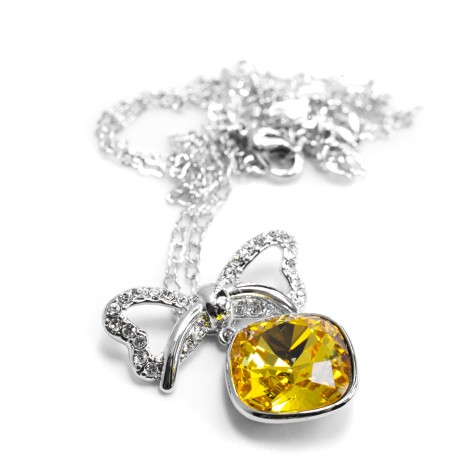Ribbon_Pendant_Made_In_Swarovski_Element_Sunflower_Colours__2-475x475 How To Hide Skin Problems And Wrinkles Using Jewelry?