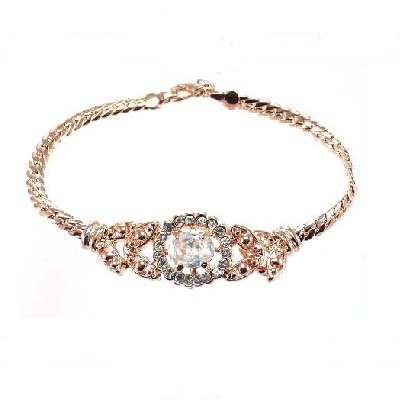 RoseGoldBracelet2OS How To Hide Skin Problems And Wrinkles Using Jewelry?