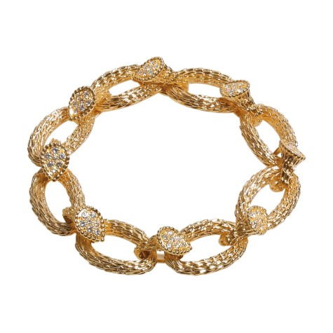 Serpent-Boheme-chain-bracelet-in-yellow-gold-set-with-diamonds-475x475 How To Hide Skin Problems And Wrinkles Using Jewelry?